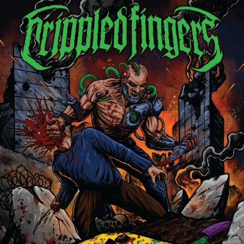 Crippled Fingers - Warzone (2019)
