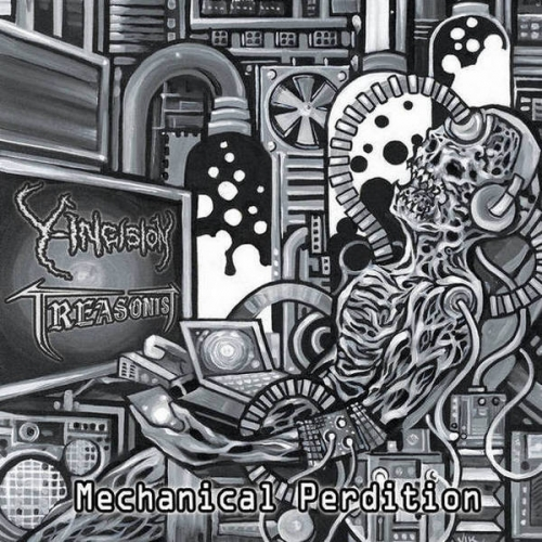 Y-Incision / Treasonist - Mechanical Perdition (2019)