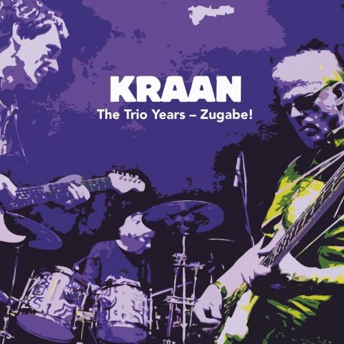 KRAAN - The Trio Years - Zugabe! (2019)