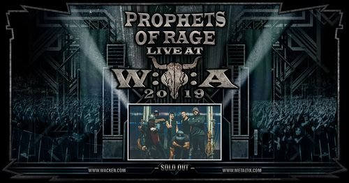 Prophets Of Rage - Wacken Open Air 2019