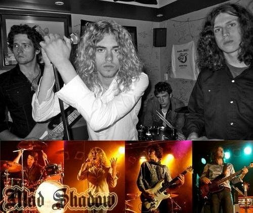 Mad Shadow - Discography (2008-2103)