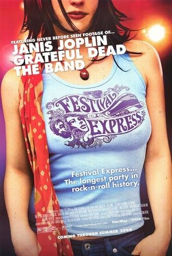VA - Festival Express 1970