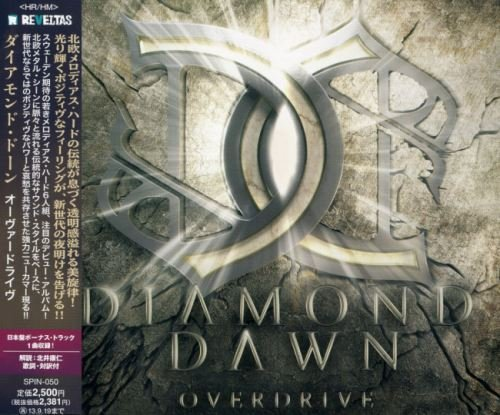 Diamond Dawn - Оvеrdrivе [Jараnеsе Еditiоn] (2013)