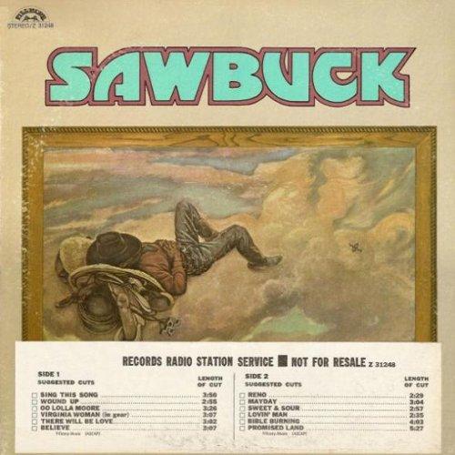 Sawbuck - Sawbuck (1972)