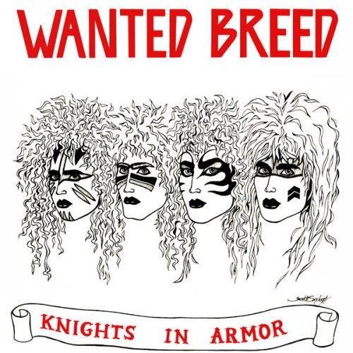 Wanted Breed - Knights In Armor (1986)