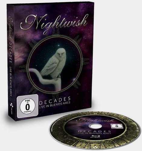 Nightwish - Decades: Live in Buenos Aires (2019) (Blu-ray, 1080p+BDRip)