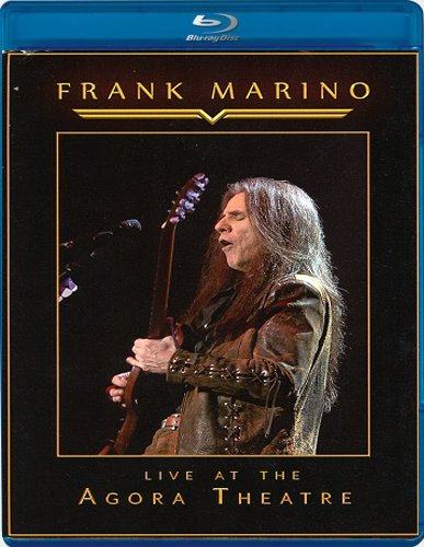 Frank Marino - Live at the Agora Theatre (2019)