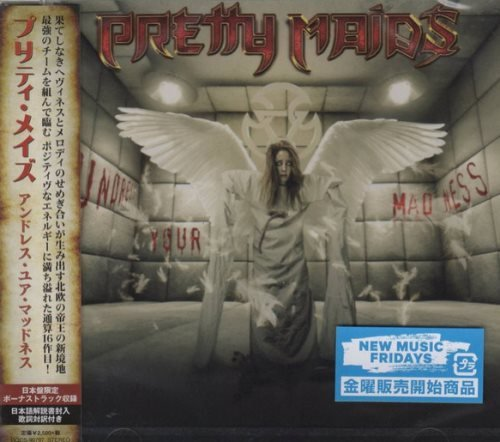 Pretty Maids - Undress Your Madness [Japanese Edition] (2019)