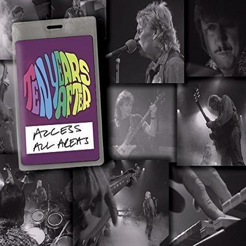 Ten Years After - Access All Areas (2015)