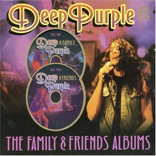 Deep Purple - The Family and Friends Albums (2019) (Compilation)