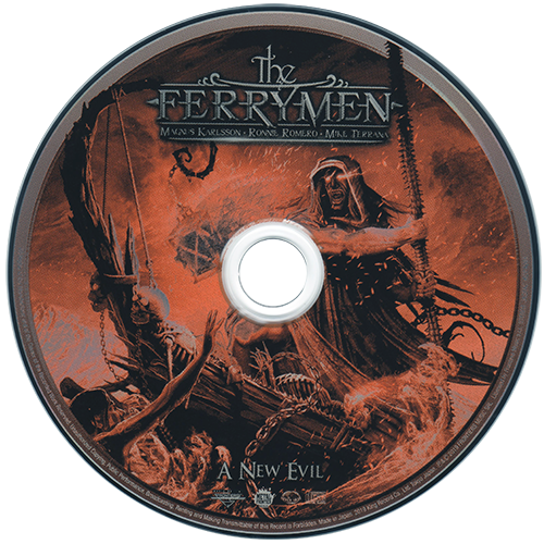 The Ferrymen - A New Evil (Japanese Edition) (2019)