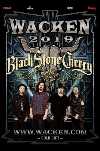 Black Stone Cherry - Wacken Open Air 2019