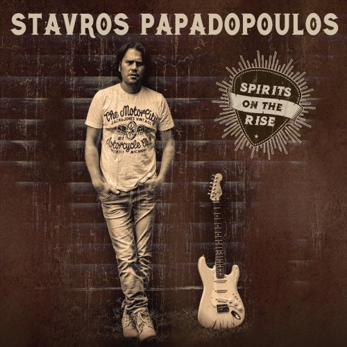 Stavros Papadopoulos - Spirits On The Rise (2019)