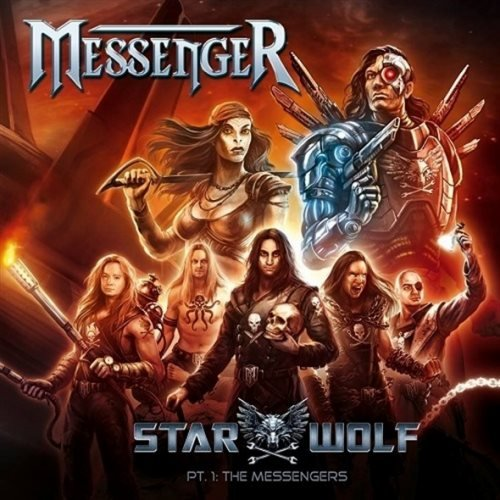 Messenger - Stаrwоlf - Рt.1: Thе Mеssеngеrs [Limitеd Editiоn] (2013)