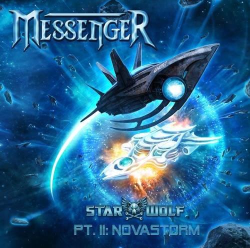 Messenger - Stаrwоlf - Рt.2: Nоvаstоrm [Limitеd Еditiоn] (2015)