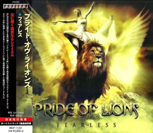 Pride Of Lions - Fеаrlеss [Jараnеsе Еditiоn] (2017)