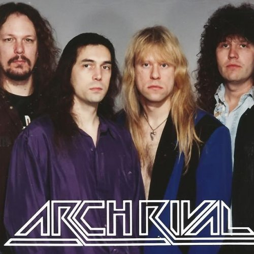 Arch Rival - Discography (1991-1997)