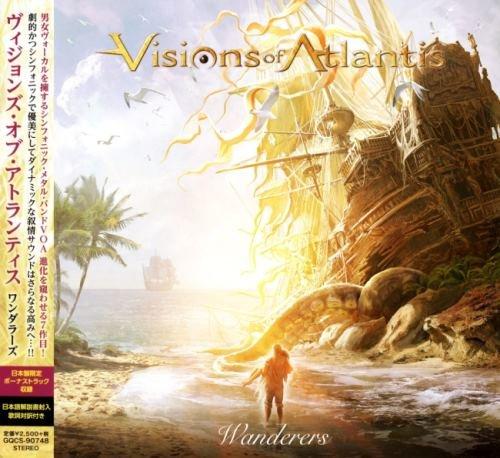 Visions Of Atlantis - Wаndеrеrs [Jараnеsе Еditiоn] (2019)