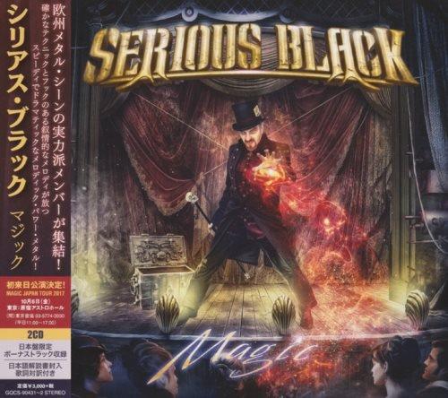 Serious Black - Mаgiс (2СD) [Jараnеsе Еditiоn] (2017)