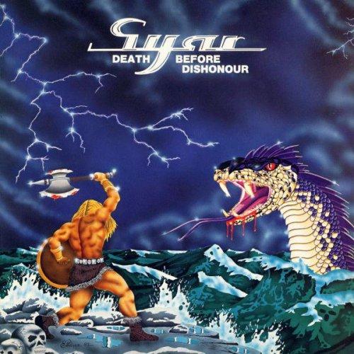 Syar - Death Before Dishonour (1984)
