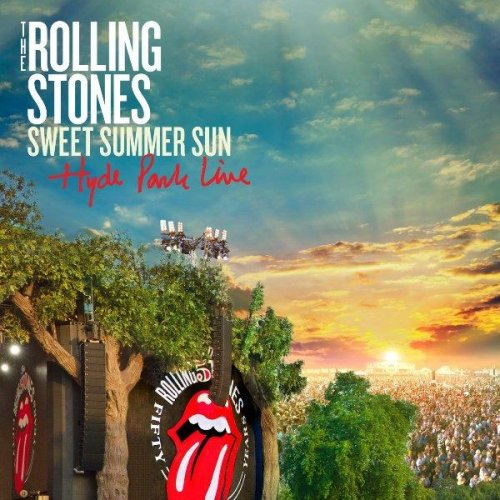 The Rolling Stones - Sweet Summer Sun - Hyde Park Live (2013)
