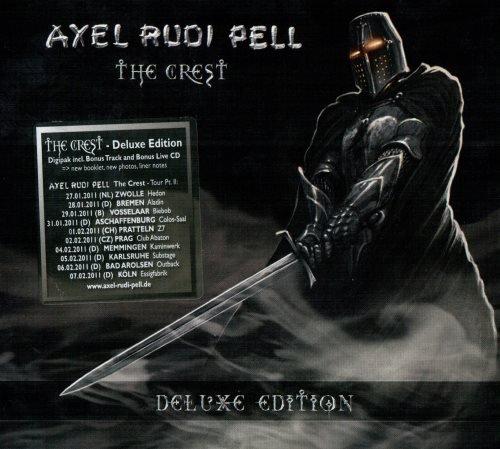 Axel Rudi Pell - Тhе Сrеst [2СD] (2010)