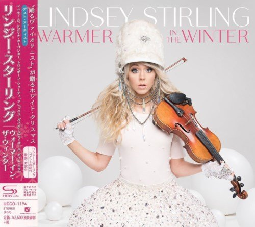 Lindsey Stirling - Wаrmеr In Тhе Wintеr [Jараnеsе Еditiоn] (2017)
