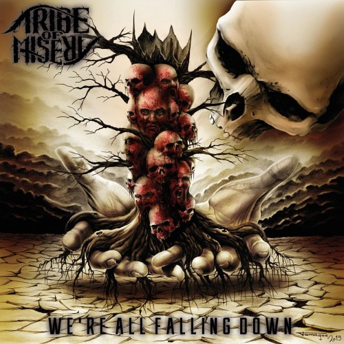 Tribe Of Misery - We're All Falling Down (2019)