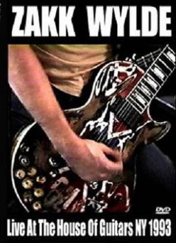 Zakk Wylde - Live At The House Of Guitars NY 1993