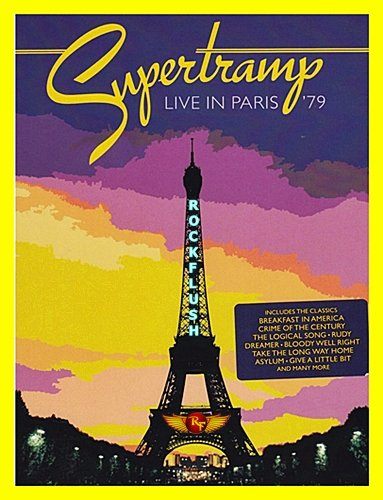 Supertramp - Live in Paris 1979 (2012)
