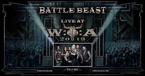 Battle Beast - Wacken Open Air 2019