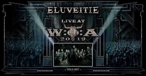Eluveitie - Wacken Open Air 2019