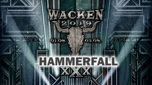 Hammerfall - Wacken Open Air 2019