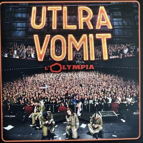 Ultra Vomit - L'Olym putain de Pia (2019)