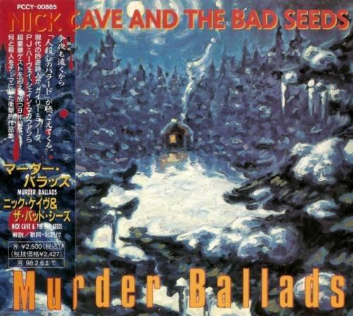 Nick Cave аnd The Bad Seeds - Мurdеr Ваllаds [Jараnеsе Еditiоn] (1996)