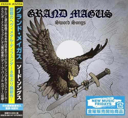 Grand Magus - Swоrd Sоngs [Jараnеsе Еditiоn] (2016)