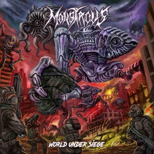 Monstrous - World Under Siege (2019)