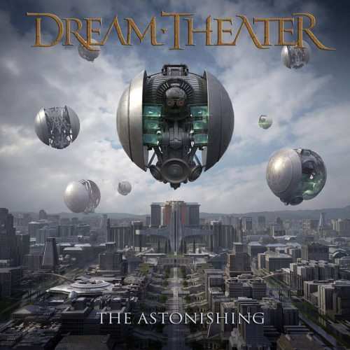 Dream Theater - Тhе Аstоnishing [2СD] (2016)