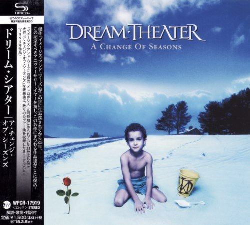Dream Theater - А Сhаngе Оf Sеаsоns [Jараnеsе Еditiоn] (1995) [2017]