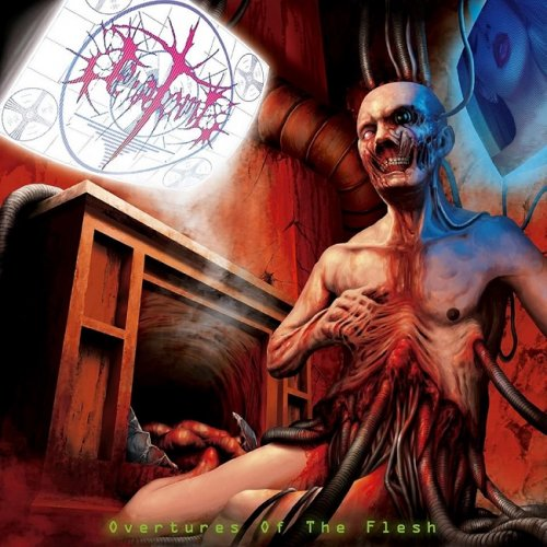 Teratoma - Overtures Of The Flesh (2019)