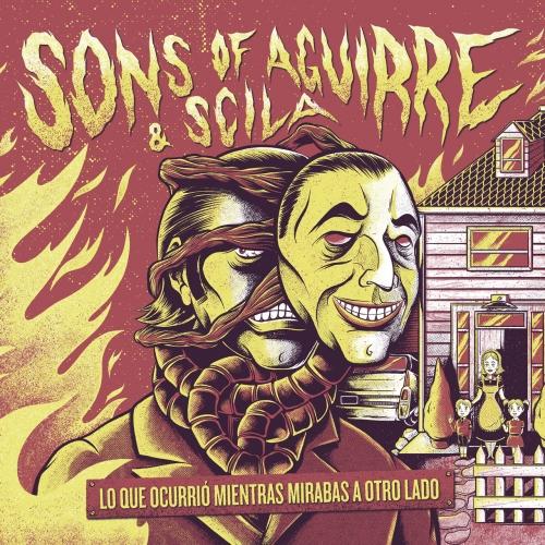 Sons of Aguirre & Scila - Lo Que Ocurrió Mientras Mirabas a Otro Lado (2019)