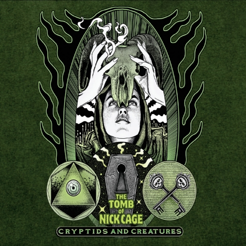 Tomb of Nick Cage - Cryptids and Creatures (2019)