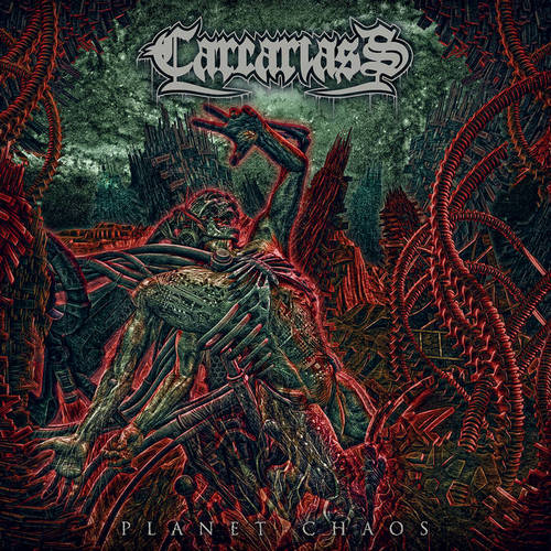 Carcariass - Planet Chaos (2019)