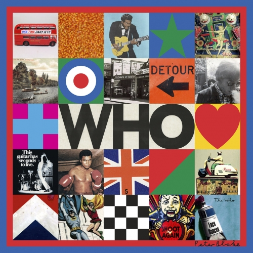 The Who - WHO (Deluxe) (2019)