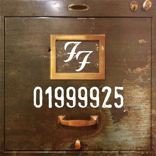 Foo Fighters - 01999925 (EP) 2019)