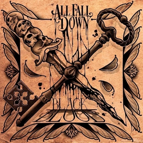 All Fall Down - Black Blood (2019)