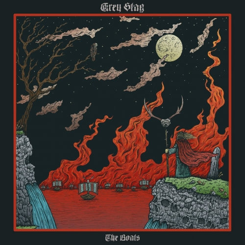 Grey Stag - The Boats (EP) (2019)