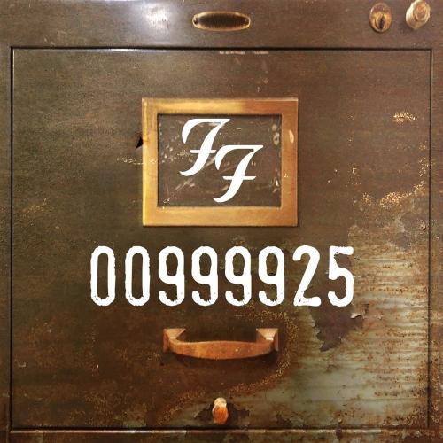 Foo Fighters - 00999925 (EP) (2019)