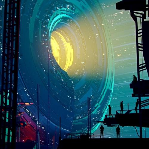 Sky Window - .Space (2019)