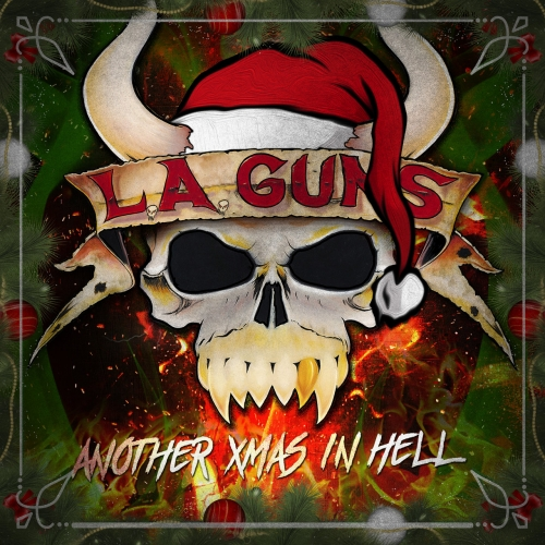 L.A. Guns - Another Xmas in Hell (2019)